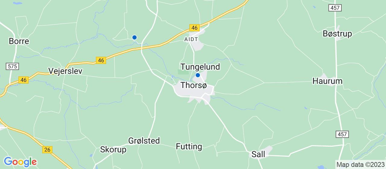 revisorfirmaer i Thorsø