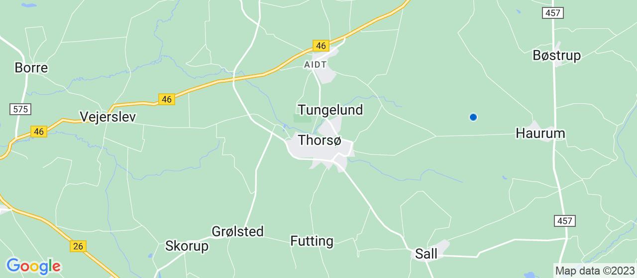 alarmselskaber i Thorsø