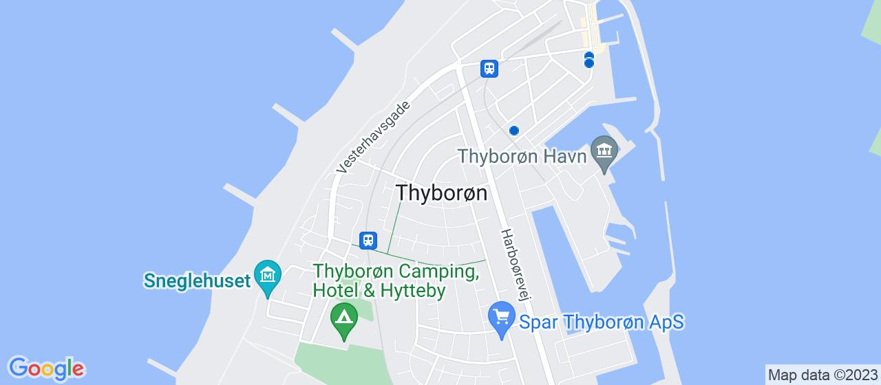 revisorfirmaer i Thyborøn