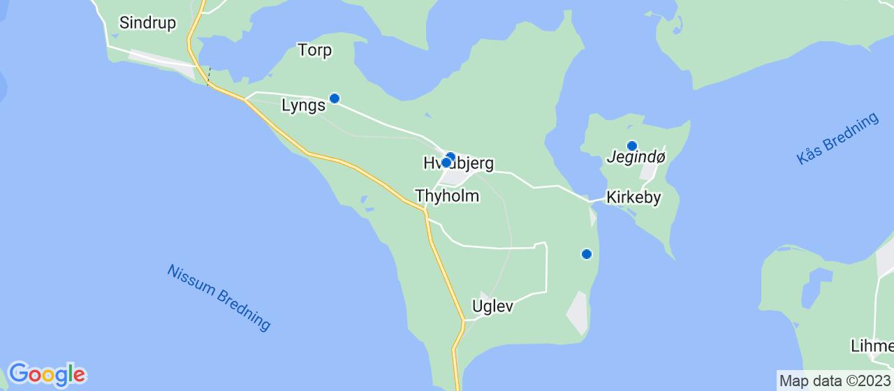 mekaniker firmaer i Thyholm