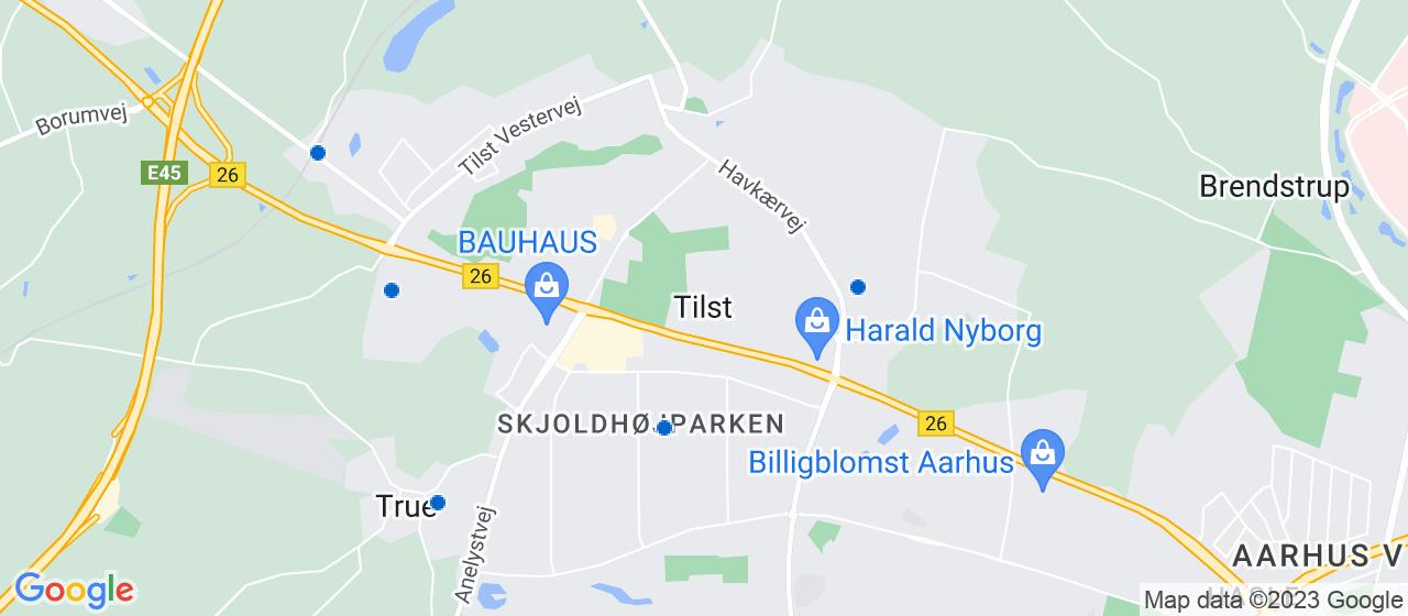 cateringfirmaer i Tilst