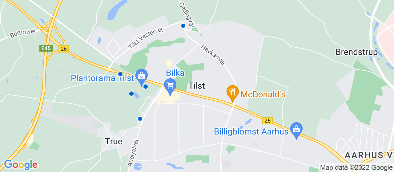elektrikerfirmaer i Tilst