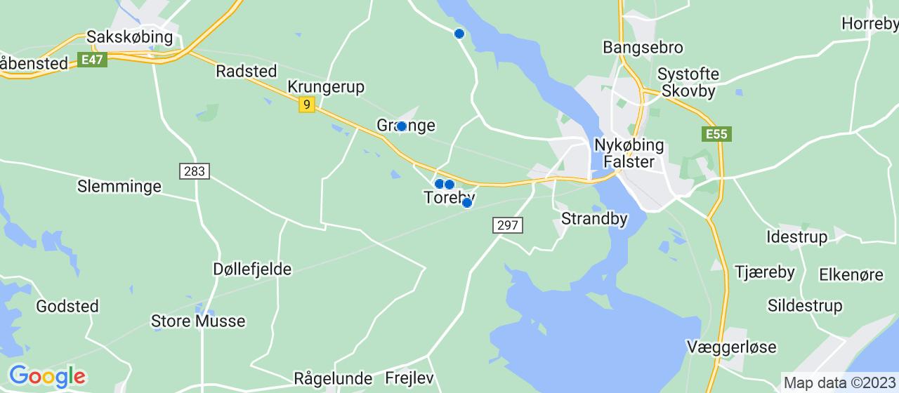 byggefirmaer i Toreby