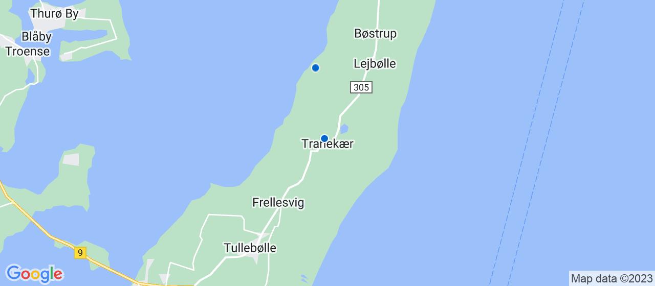 arkitektfirmaer i Tranekær