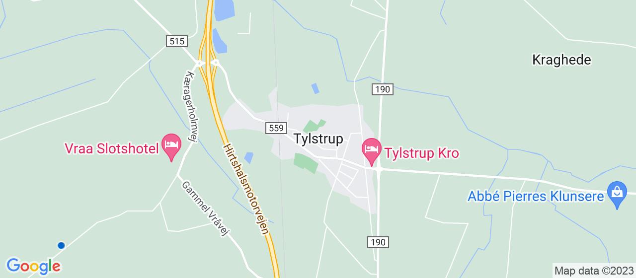 flyttefirmaer i Tylstrup