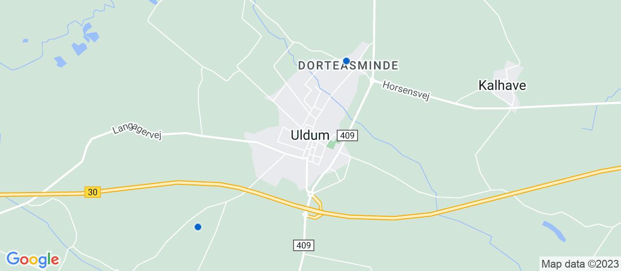 rengøringsfirmaer i Uldum