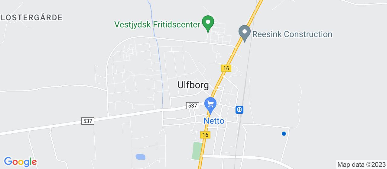 glarmesterfirmaer i Ulfborg