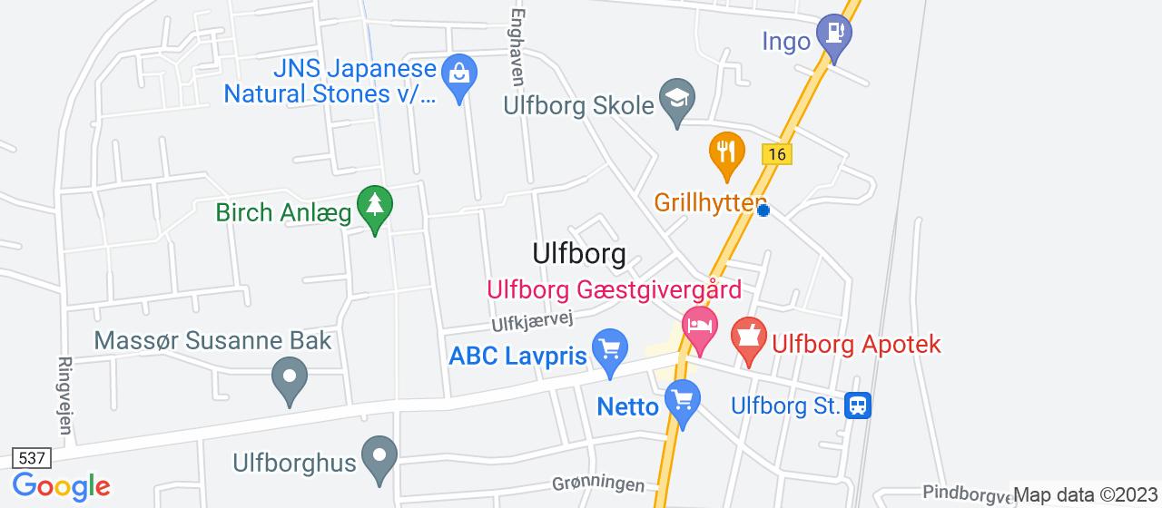 tandlæger i Ulfborg