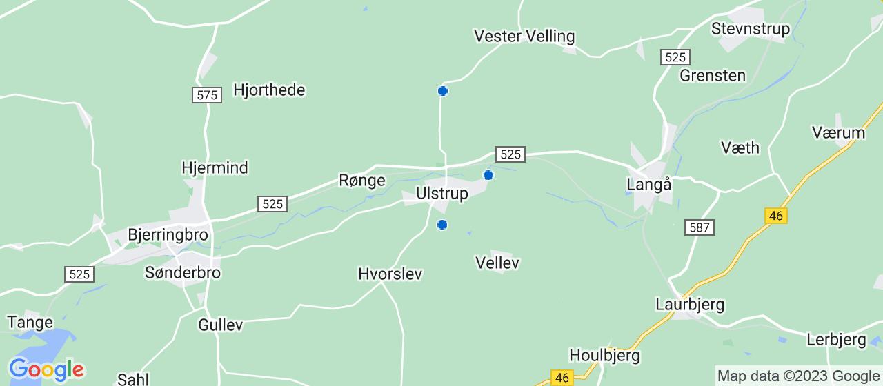 revisorfirmaer i Ulstrup