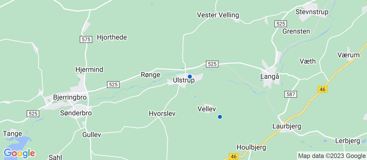 festmusiker i Ulstrup