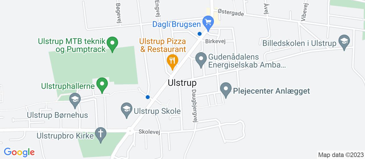 tandlæger i Ulstrup