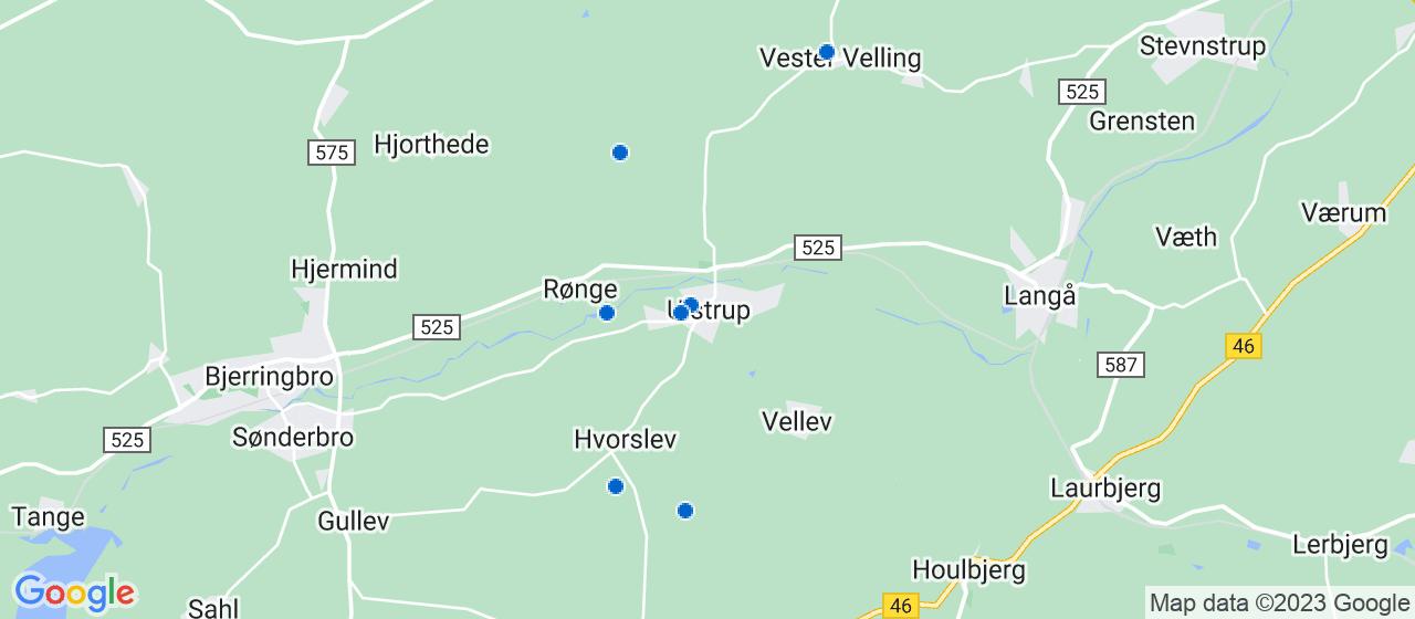elektrikerfirmaer i Ulstrup