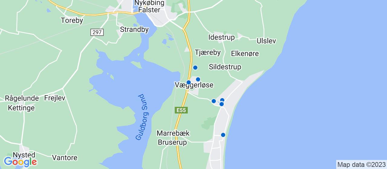 elektrikerfirmaer i Væggerløse