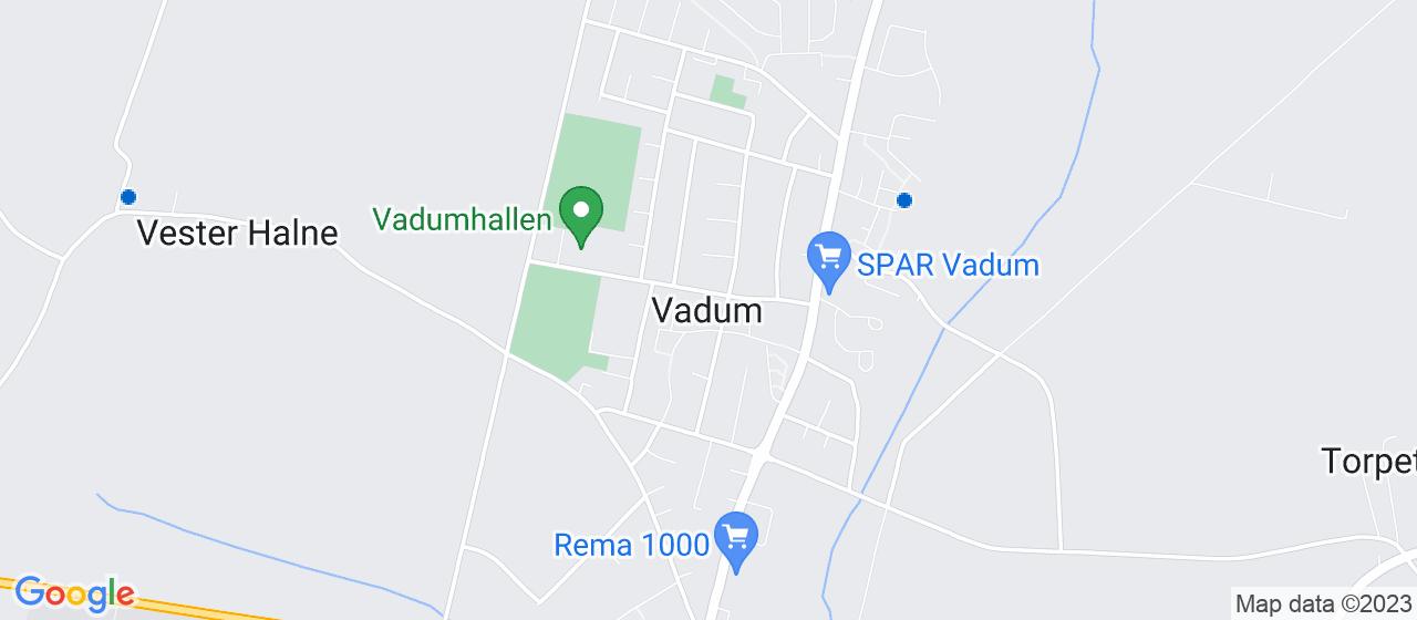ejendomsservicefirmaer i Vadum