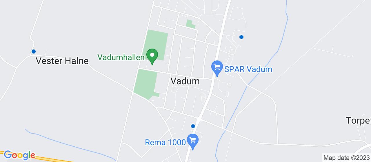 brolægger firmaer i Vadum