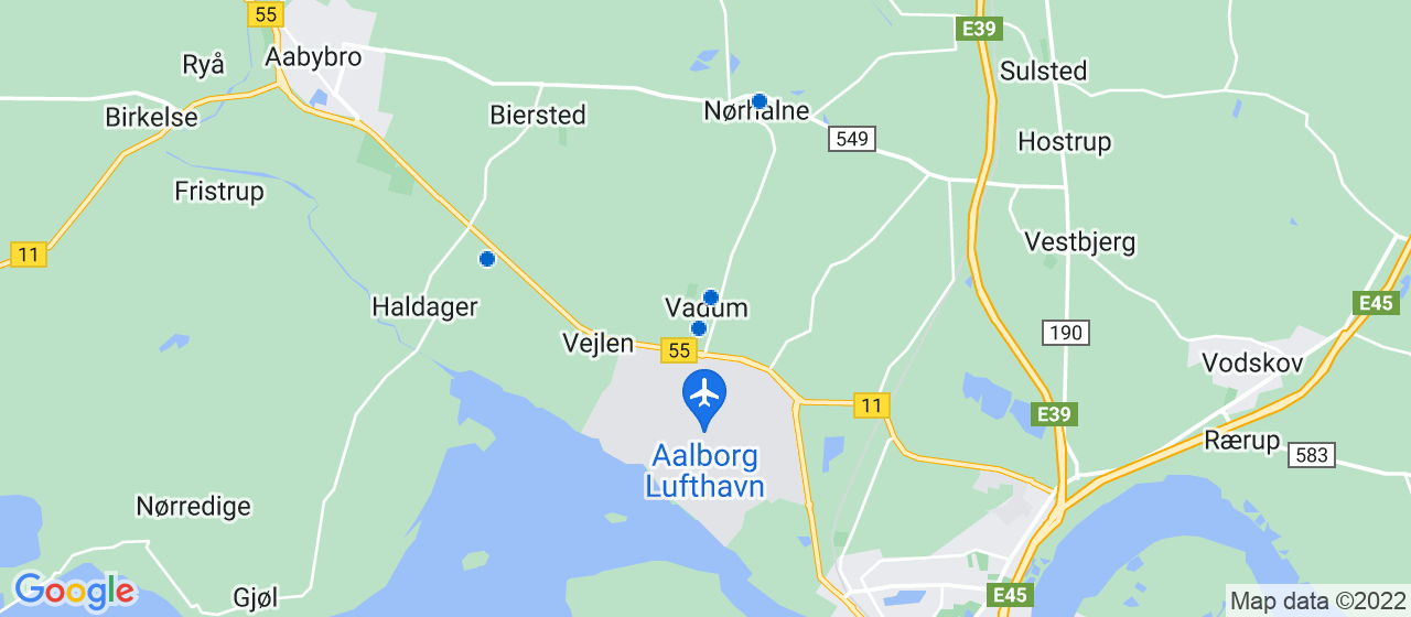 tømrerfirmaer i Vadum