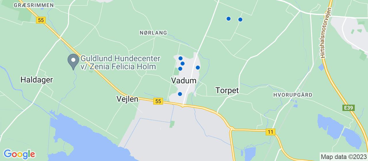 entreprisefirmaer i Vadum