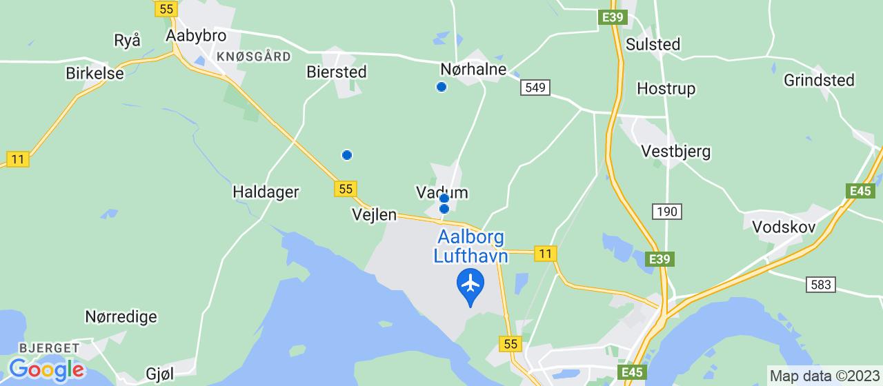 mekaniker firmaer i Vadum