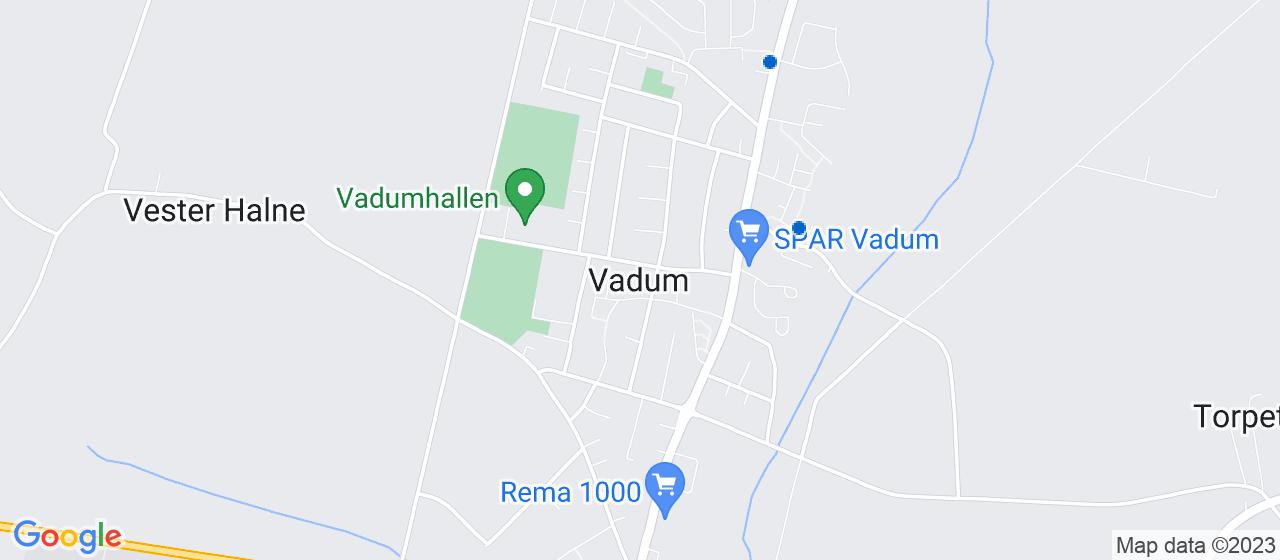 malerfirmaer i Vadum