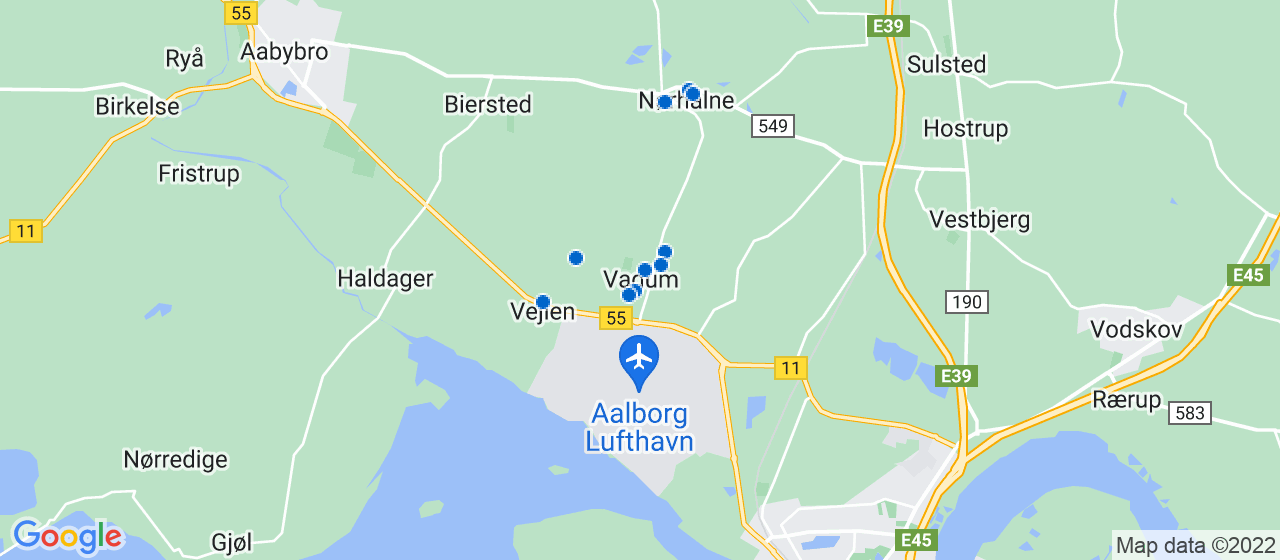 håndværkerfirmaer i Vadum