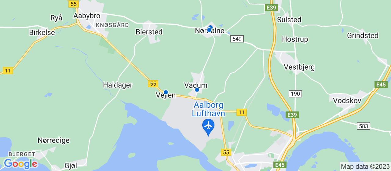 vvsfirmaer i Vadum