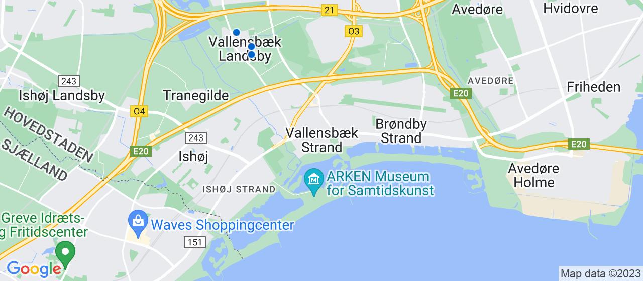 varmepumpe firmaer i Vallensbæk