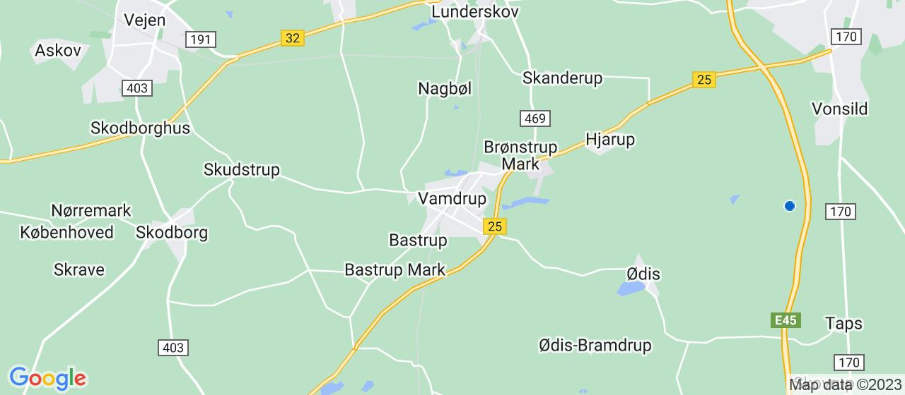brolægger firmaer i Vamdrup