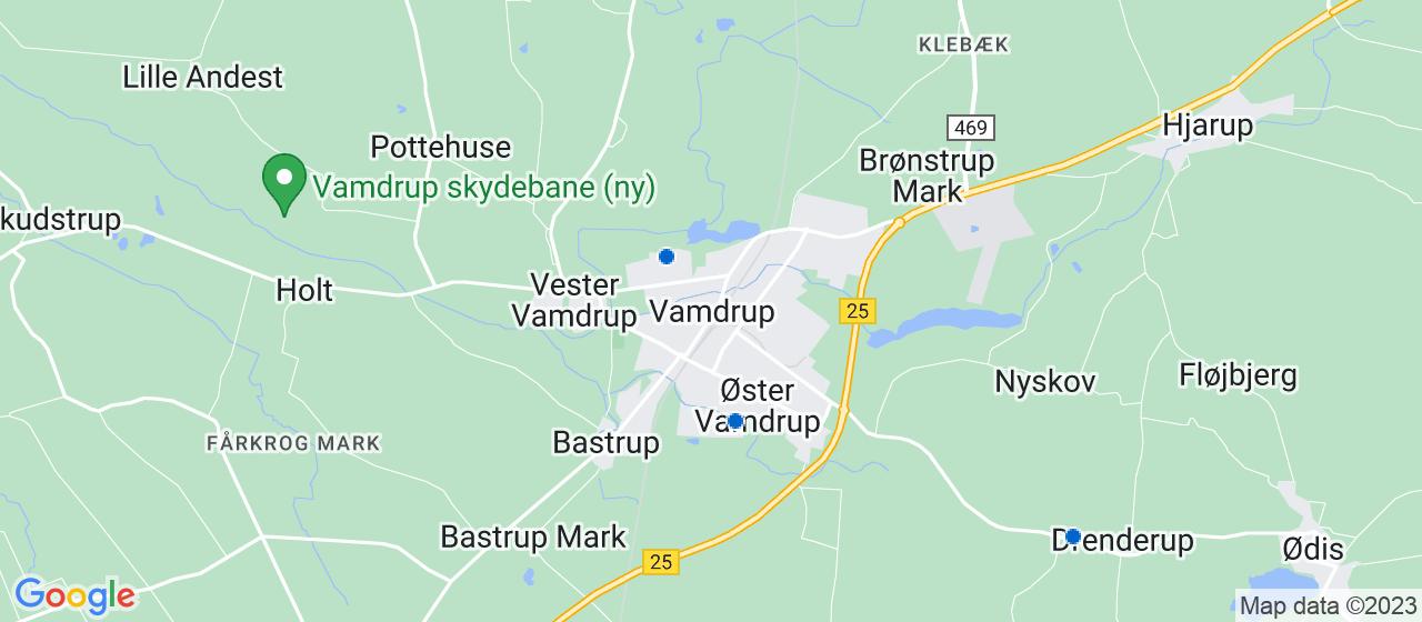 rengøringsfirmaer i Vamdrup