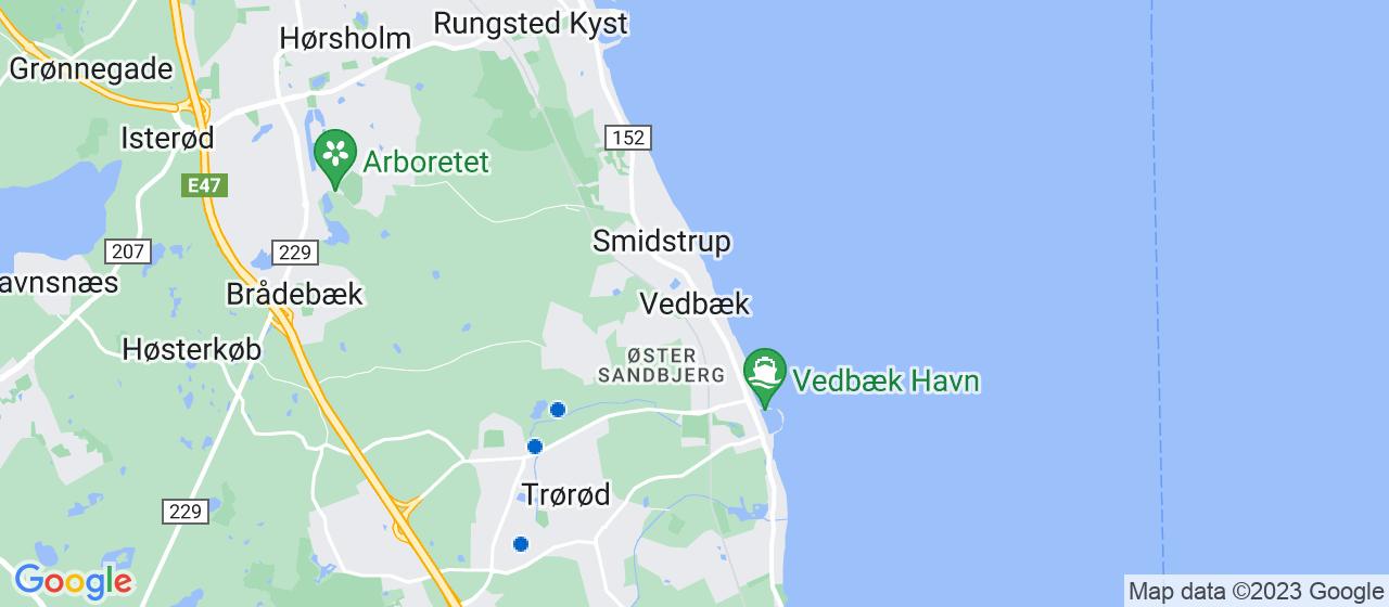 mekaniker firmaer i Vedbæk