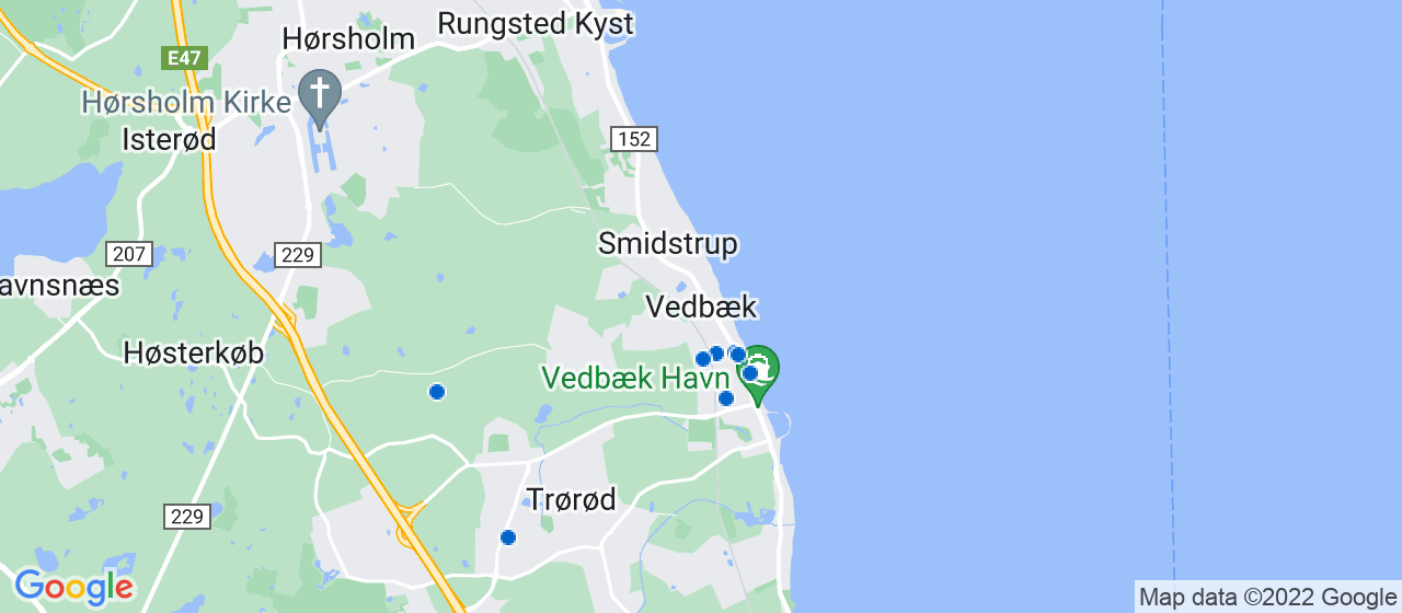 ejendomsmæglerfirmaer i Vedbæk