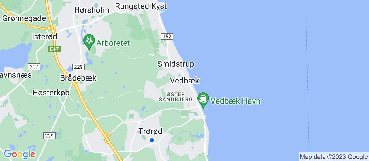 bogholder virksomheder i Vedbæk
