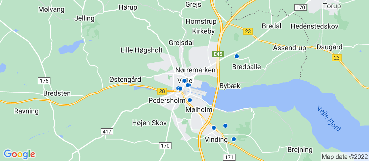 advokatfirmaer i Vejle