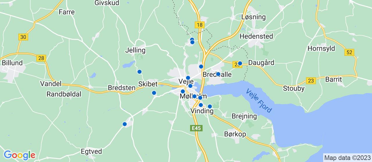 byggefirmaer i Vejle