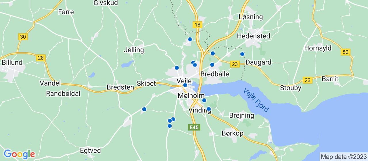 kloakfirmaer i Vejle
