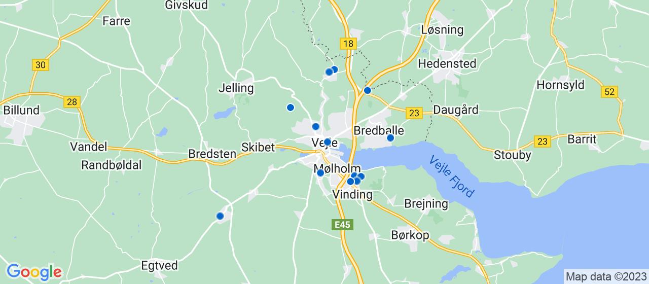 rengøringsfirmaer i Vejle