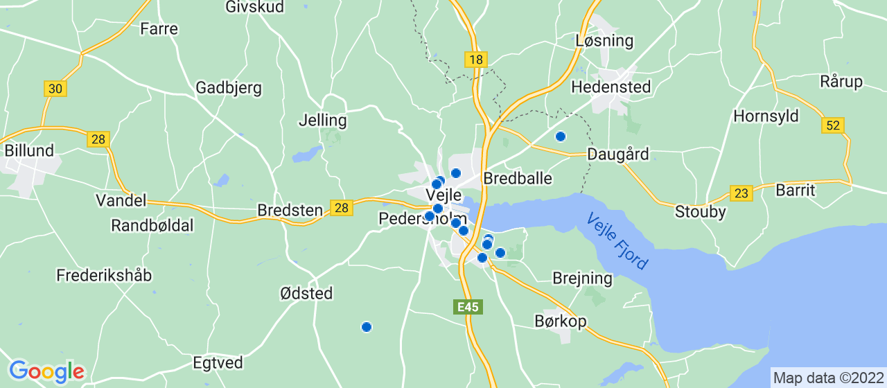 arkitektfirmaer i Vejle