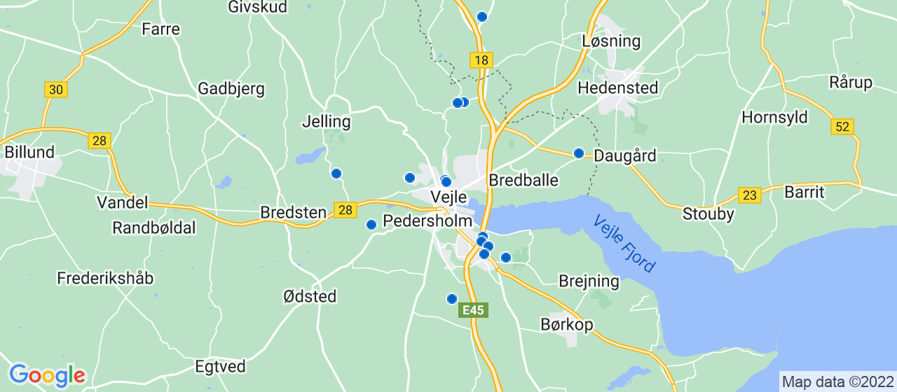 tømrerfirmaer i Vejle