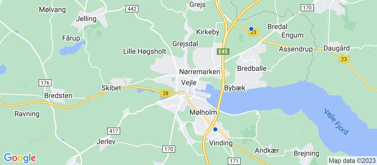flyttefirmaer i Vejle