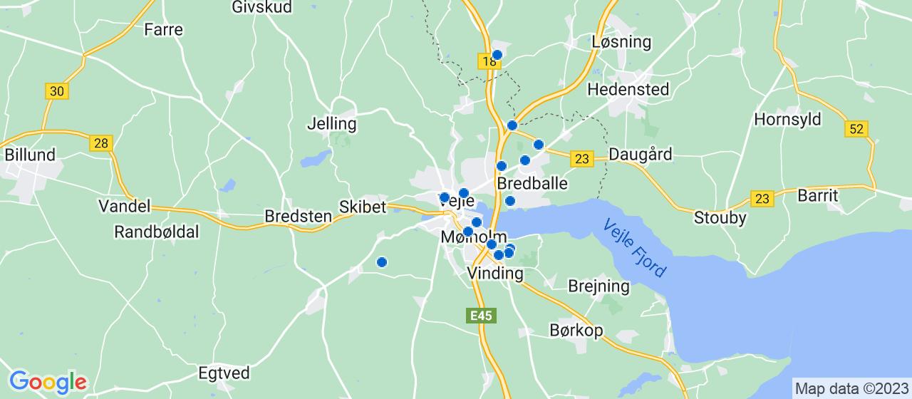 varmepumpe firmaer i Vejle