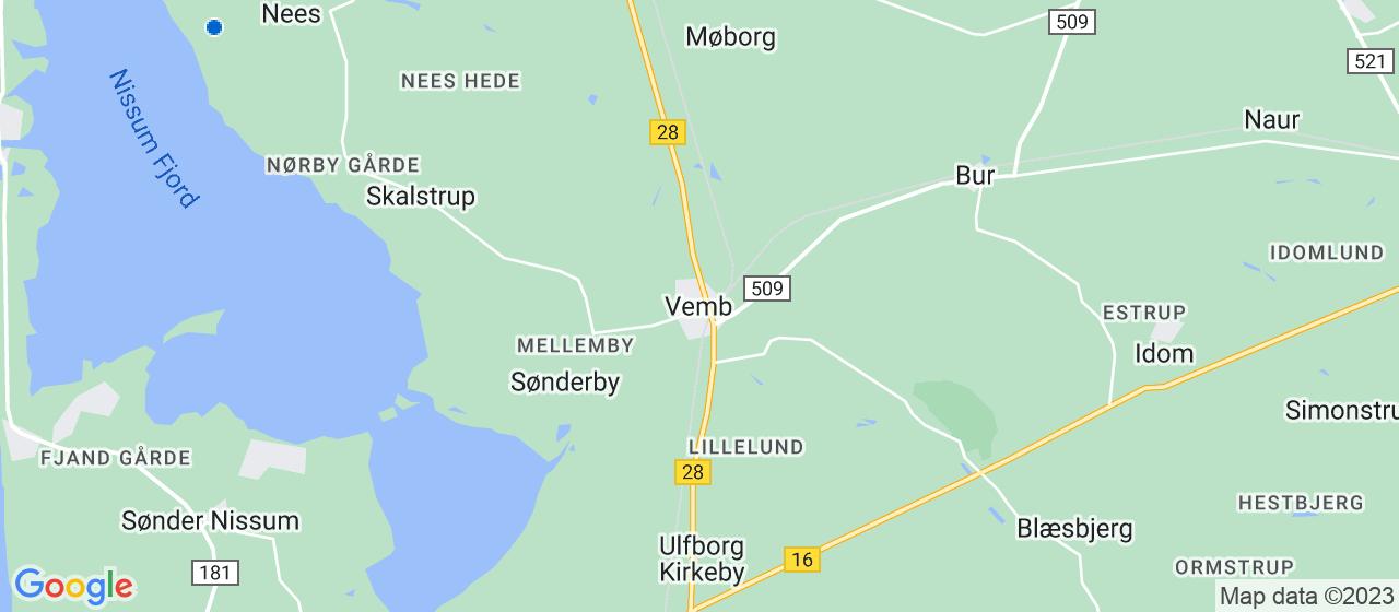 arkitektfirmaer i Vemb