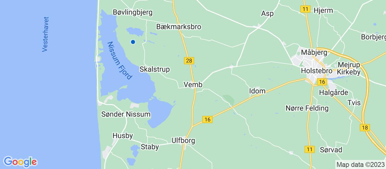 flyttefirmaer i Vemb