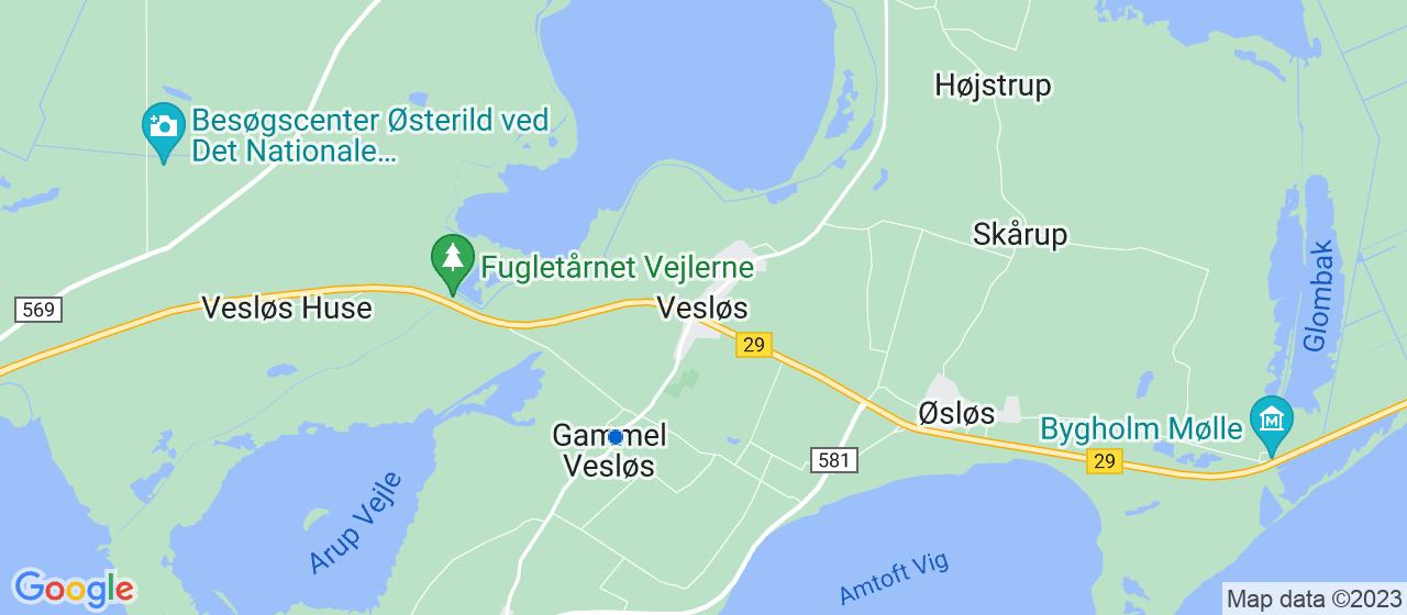 isoleringsfirmaer i Vesløs