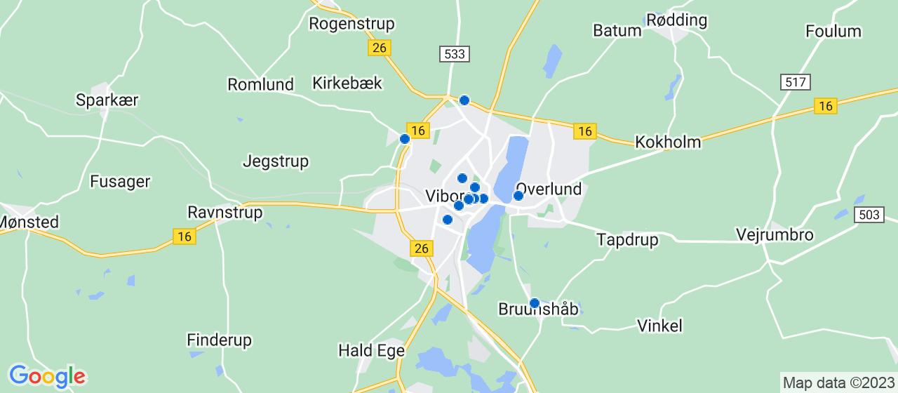 advokatfirmaer i Viborg