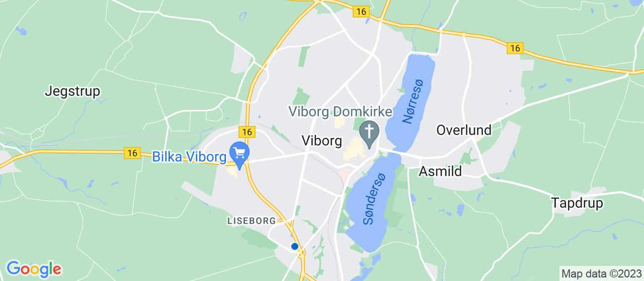 isoleringsfirmaer i Viborg