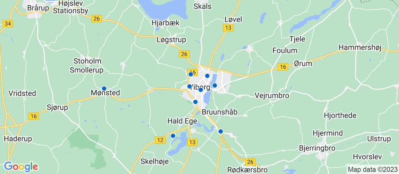cateringfirmaer i Viborg