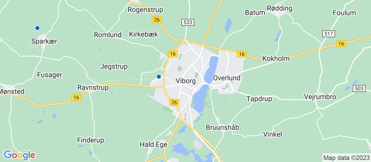 nedrivningsfirmaer i Viborg