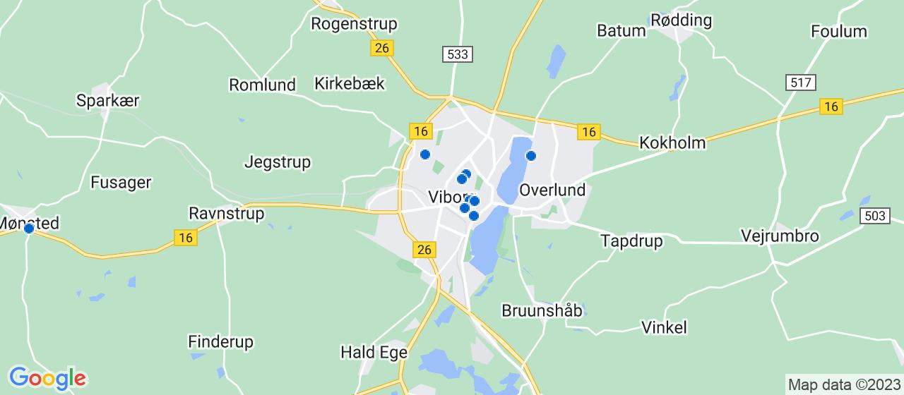 tandlæger i Viborg