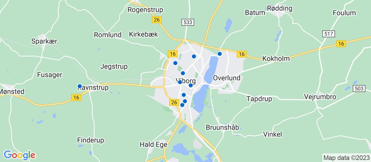 varmepumpe firmaer i Viborg