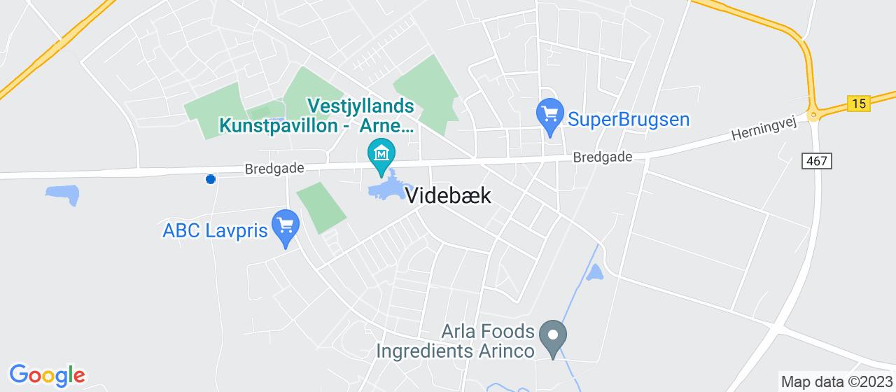 gulvafslibning firmaer i Videbæk