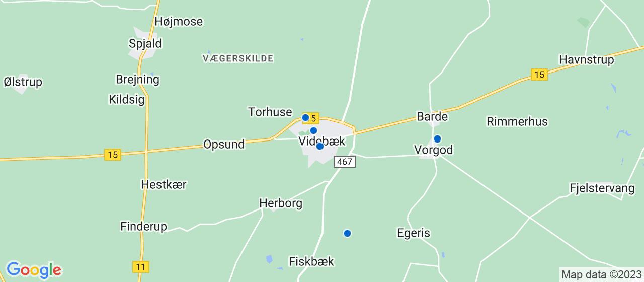 revisorfirmaer i Videbæk